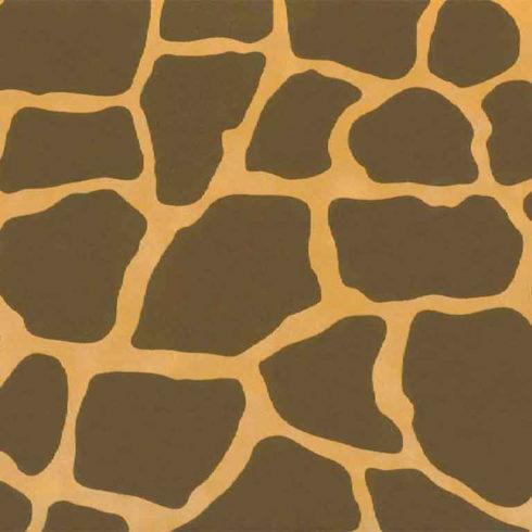 Autocolant catifea girafa Sambia 45 cm