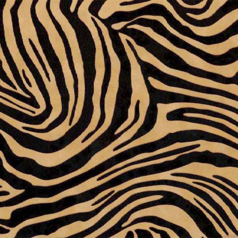 Autocolant catifea tigru Meru 45 cm