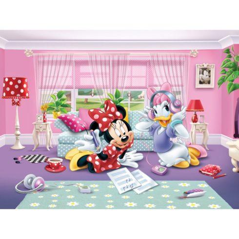 Fototapet fetite Minnie si Daisy