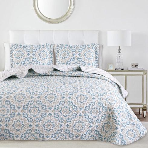Cuvertura pentru pat model oriental Marena