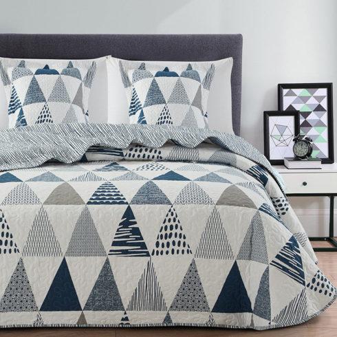 Cuvertura pentru pat moderna Piastrella