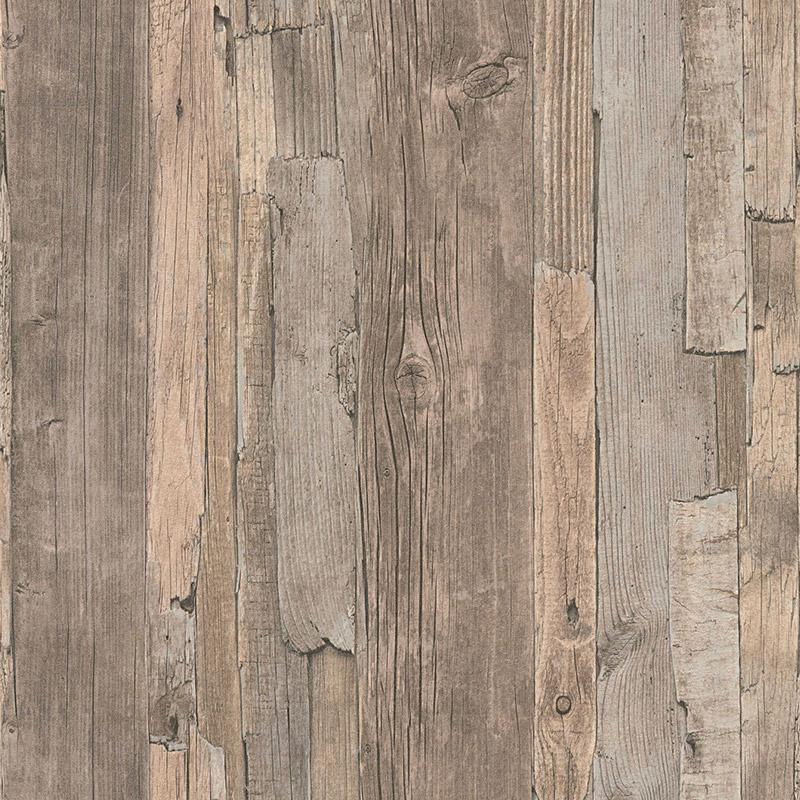 Tapet lemn rustic vlies AS Creation