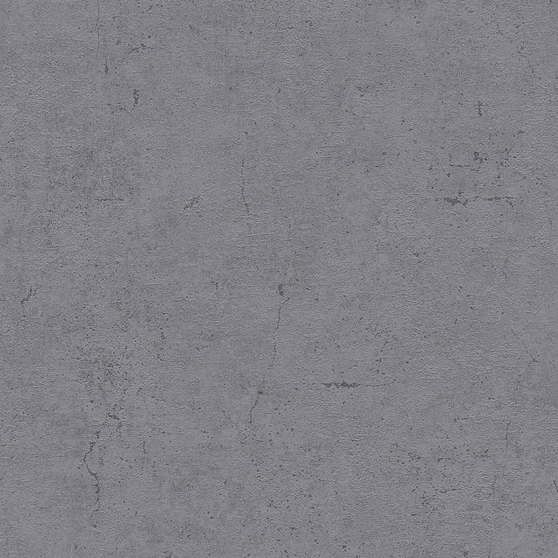 Tapet perete de beton gri antracit Metropolitan