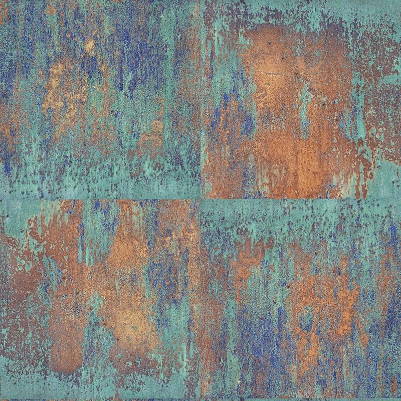 Tapet patina ruginie vintage