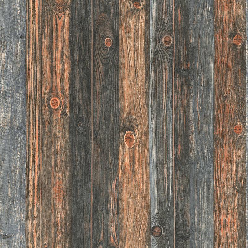 Tapet rustic lemn vopsit vlies