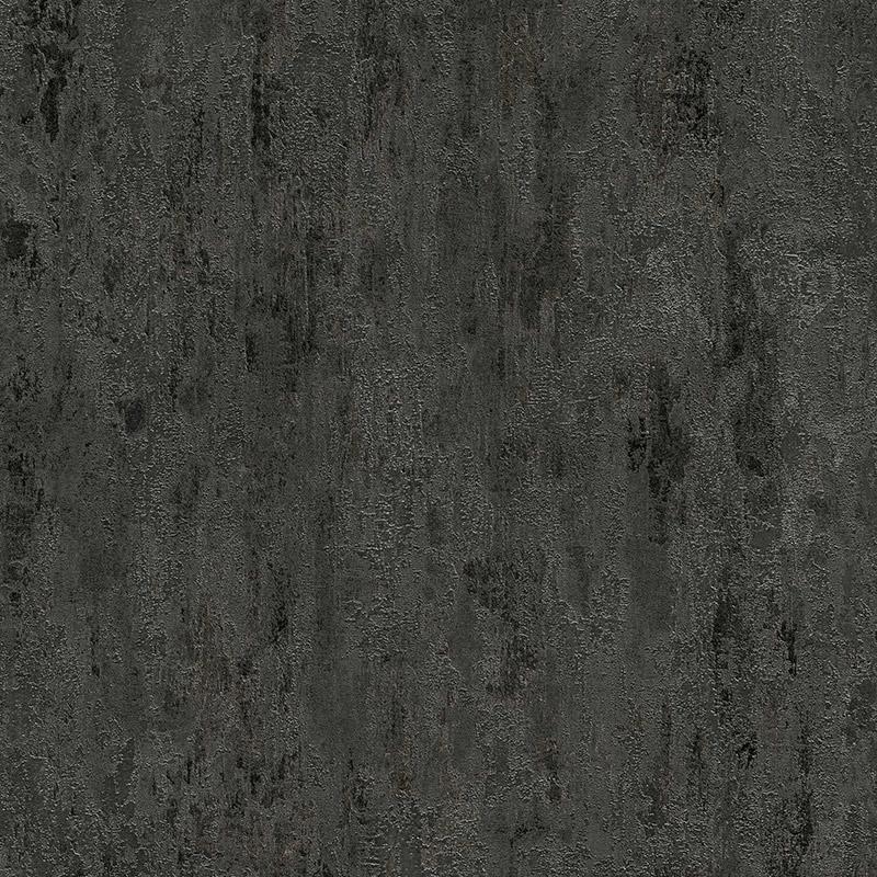 Tapet stil industrial perete negru