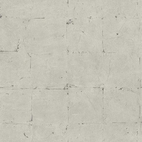 Tapet placi de beton gri vlies
