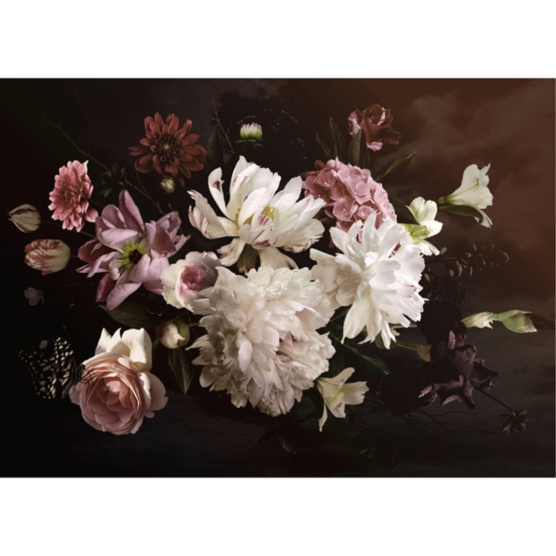 Fototapet buchet de flori Mister