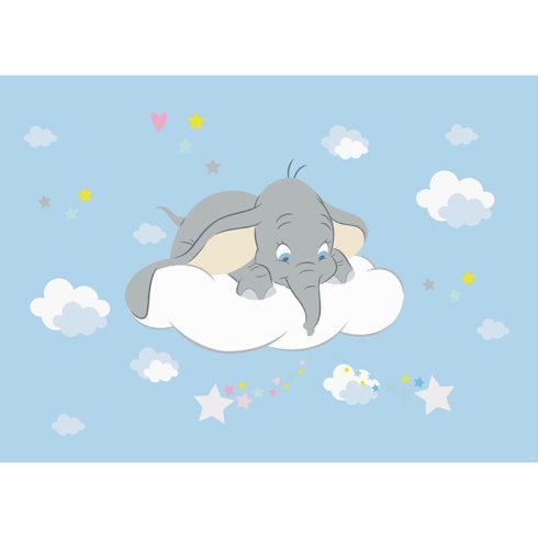 Fototapet dormitor copii Dumbo
